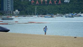Pattaya Thailand Buka Kembali 1 Oktober 2021, Sasar Kunjungan Wisatawan India dan Rusia