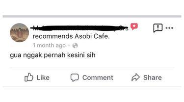 6 Ulasan Pengunjung Kafe Ini Absurd Banget, Bikin Geleng Kepala