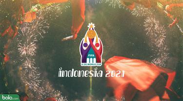 Logo Piala Dunia U-20 Indonesia 2021