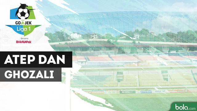 Berita video momen kerja sama apik antara Atep dengan Ghozali Siregar saat Persib Bandung menghadapi Persipura Jayapura di Stadion Mandala dalam lanjutan Gojek Liga 1 2018 bersama Bukalapak, Senin (15/10/2018).