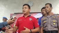 Polrestabes Makassar ungkap sindikat prostitusi online yang libatkan remaja cantik (Liputan6.com/ Eka Hakim)