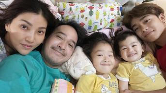 Keluarga Ruben Onsu Terpilih Menjadi Inspirational Family di Infotainment Awards 2021 SCTV