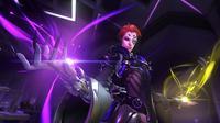 Karakter anyar di Overwatch yang diberi nama Moira (sumber; Blizzard)