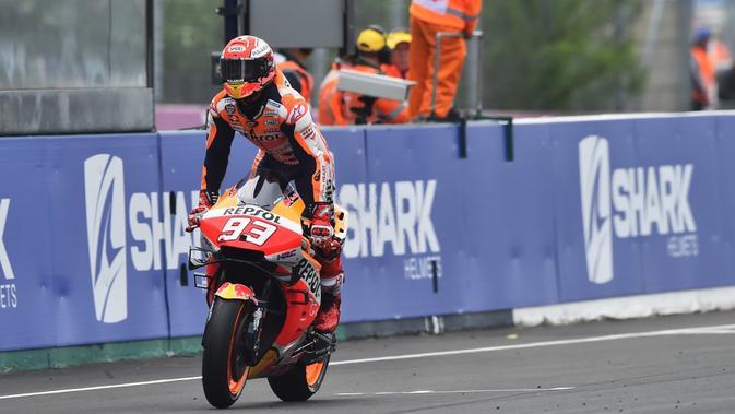 MotoGP: Senjata Baru Marc Marquez - Bola Liputan6.com
