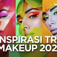 5 Insprasi Tren Makeup 2020