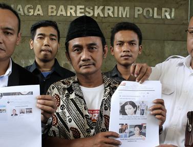 PRIDE Laporkan Situs Penyebar Skandal Sandiaga ke Bareskrim
