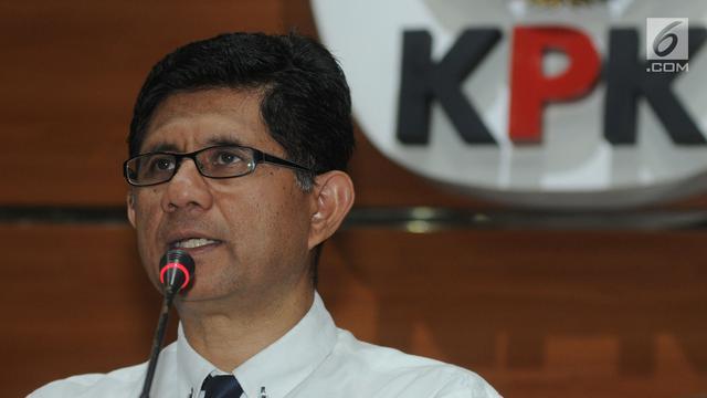 KPK Tetapkan Dua Tersangka Korporasi Korupsi Proyek Pelabuhan Sabang