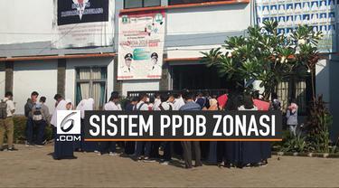 Ini Tujuan Penerapan Sistem PPDB Zonasi