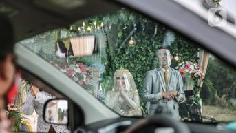 PPKM Diperpanjang sampai 4 Oktober 2021, Aturan Resepi Pernikahan Boleh Digelar