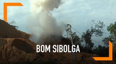Polda Sumatera Utara melakukan pemusnahan sisa bom yang ada di Sibolga. Bom dan bahan pembuatnya yang ditemukan seberat 3 kwintal.