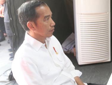 Presiden Jokowi Kunjungi Posko Evakuasi Lion Air JT 610