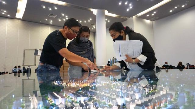 Bogor menjadi salah satu kawasan yang pencarian rumah tapaknya tertinggi, dengan peningkatan yang cukup signifikan.