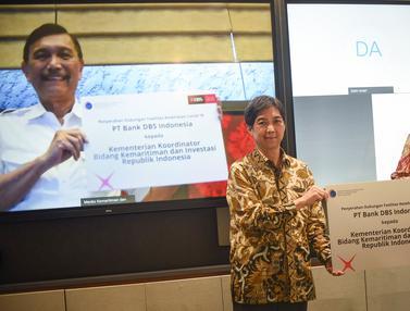 Bank DBS Indonesia Beri Donasi Peralatan Medis dan Paket Sembako
