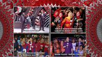 Kemeriahan Nonton Bareng Konser LIDA 2019 Show Top 4 di Beberapa Provinsi. (Indosiar)
