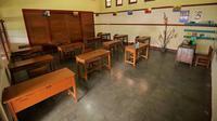 Suasana ruang kelas SMAN 4 Sukabumi. (Foto: Humas Jabar)