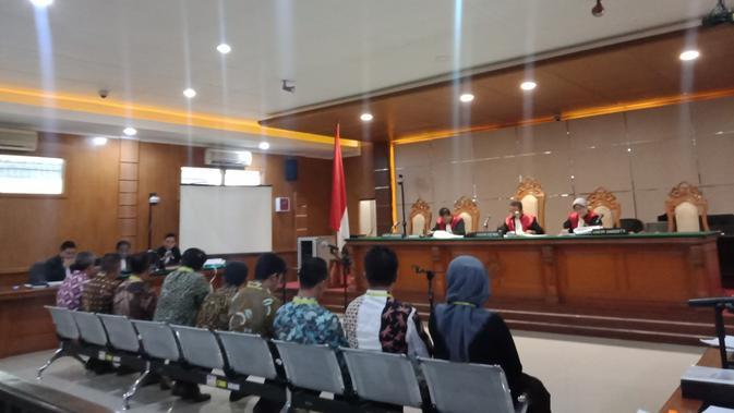 LPCK Sidang Kasus Meikarta, Begini Cerita Pejabat Bekasi - Regional Liputan6.com