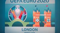 Piala Eropa 2020 (AFP/Justin Tallis)