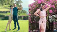 Sabrina Chairunnisa dan Deddy Corbuzier Liburan di Bali (Sumber: Instagram/sabrinachairunnisa_)