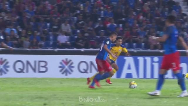 Johor Darul Ta'zim berhasil menumbangkan Tampines Rovers dengan skor 2-1 di laga grup H lanjutan Piala AFC. Safawi Rasid mencetak ...