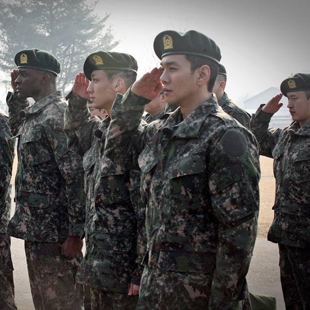 Mengenal Wajib Militer Dari Berbagai Negara Citizen6 Liputan6 Com