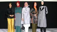 Shafira akan menampilkan koleksi terbaru di Indonesia Fashion Week 2019. (foto: istimewa)