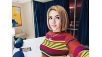 Habiskan Rp 50 Juta per Bulan Untuk Infus, Ini 6 Penampilan Glowing Barbie Kumalasari (sumber: Instagram.com/barbiekumalasari)