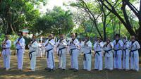 Klub Taekwondo Terapkan Subsidi Silang Bagi Anggota Kurang Mampu. foto: istimewa