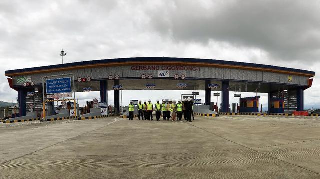 Keberadaan Tol Bocimi diharapkan mampu mendongkrak nilai ekonomi dari proyek properti di Bogor.