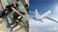 Anak ditinggalkan orang tua di bandara (Sumber: Oriental Daily/iStockphoto)