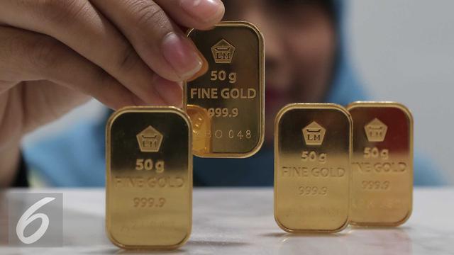 Harga Emas Antam Bertambah Rp 3000 Per Gram Bisnis Liputan6com