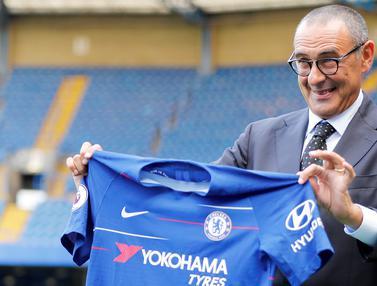 Chelsea-Maurizio Sarri