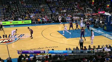 Check out the top plays of point guards from the 2017 NBA season, featuring Stephen Curry, Russell Westbrook and Kyrie Irving!