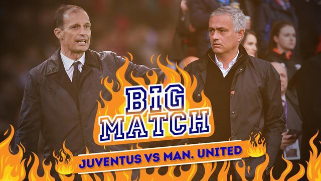 Berita Video Juventus Vs Manchester United, Red Revils Wajib Menang di Italia