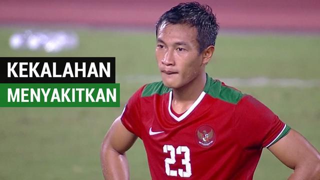Berita video momen kekalahan Timnas Indonesia dari Thailand pada laga leg 2 Final Piala AFF 2016.