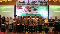 Kegiatan Perencanaan Kebutuhan Pupuk Berbasis e-RDKK Untuk Mendukung Percepatan Implementasi Kartu Tani, di Banjarmasin. Selasa (17/9).