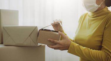 Kembali PSBB, Simak Tips Belanja Online Cerdas dan Hemat Berikut Ini