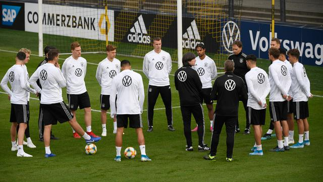 Jerman Bersiap Hadapi Argentina di Signal Iduna Park