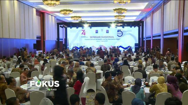Demi wujudkan Indonesia maju, Kemenko Perekonomian menyiapkan lima pilar transformasi ekonomi.