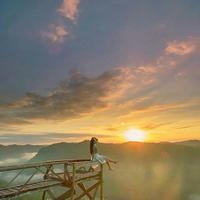 Bukit Panguk Kediwung, Bantul, Yogyakarta. (wartawan.top)