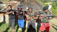 Kembali Berulah, KKB Tembak 2 Warga Papua di Ilaga (Kapen Kogabwilhan III, Kolonel Czi IGN Suriastawa)