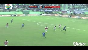 Laga lanjutan Shopee Liga 1,  AREMA VS PERSIPURA  berakhir  3-1 #shopeeliga1 #arema #persipura