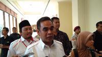 Sekjen Partai Gerindra Ahmad Muzani (Merdeka.com/ Muhammad Genantan)