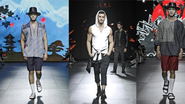 6 Tren Busana Pria Modern Dari Panggung Men S Fashion Week 2016