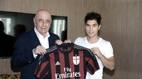 Jose Mauri merupakan perekrutan cerdas Milan pada musim panas ini.