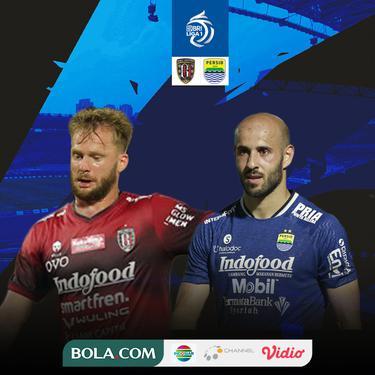 BRI Liga 1 - Bali United Vs Persib Bandung