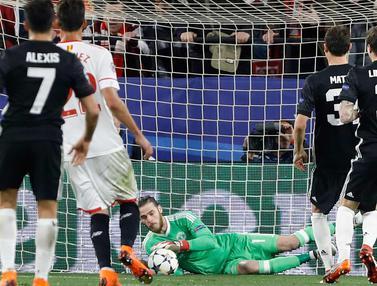 Manchester United-David de Gea