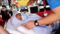 Ratusan orang menjadi korban keracunan limbah kimia di Pasir Gudang, Johor Baru, Malaysia pada Rabu 13 Maret 2019 (Bernama)