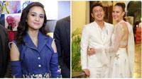 Michelle Ziudith-Dimas Anggara dan Nadine Chandrawinata, (Daniel Kampua/Adrian Putra/Bintang.com)
