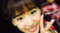 Haruka Nakagawa (via twitter @HarukaN_JKT48)