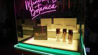 Sebagai merek makeup lokal, Mineral Botanica menghadirkan Glow Series untuk memenuhi kebutuhan perempuan Indonesia (Foto: Vinsensia Dianawanti)